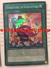 FUEN-IT024 Venditore di Giocattoli - SUPER RARA - CARTA IN ITALIANO