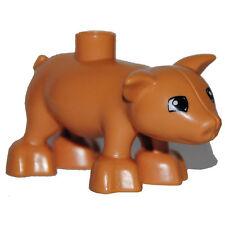 LEGO® Duplo Schwein Ferkel Sau Tier Zoo 12058 pig hook NEU