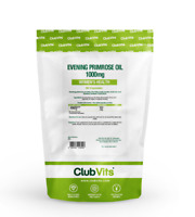 Evening Primrose Oil | 1000mg | 90 Capsules | Women's Health | Club Vits
