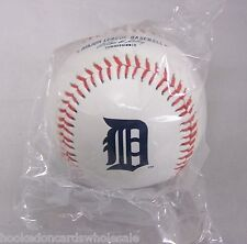 1 Detroit Tigers Team Logo Ball MLB Baseball Rawlings