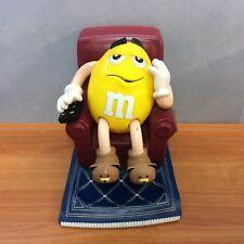 M&M's Lazy Boy Dispenser - Very Good Condition