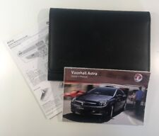 VAUXHALL ASTRA H OWNERS PACK / HANDBOOK COMPLETE WITH WALLET 2004~2010 (2010)