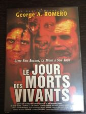 Le Jour des morts vivants (de George A. Romero) DVD