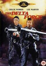 DELTA FORCE Movie POSTER 27x40 UK Lee Marvin Chuck Norris Shelley Winters Martin