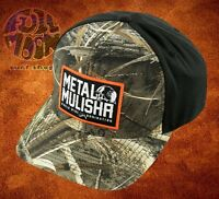 New Metal Mulisha Unlimited Brown Realtree Max 5 Camo Flexfit Men's Cap Hat