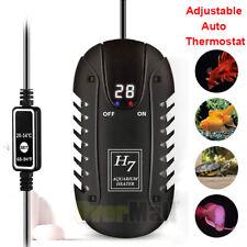 200W Adjustable Auto Aquarium Fish Tank LED Digital Heater Thermostat Powerful