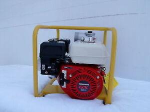 "NEW water pump trash gas 3"" Honda 5.5 gx160"