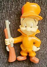 New Listing1994 Warner Bros Store Exclusive Looney Tunes Hunter Elmer Fudd Pvc Figure