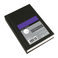 DALER-ROWNEY/FILA CO 481100406 SIMPLY SKETCHBOOK HARDBOUND 65LB 110SHT 4X6
