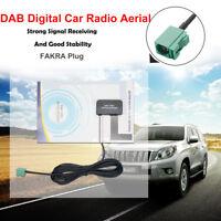CAR DIGITAL RADIO/STEREO GLASS WINDOW MOUNTED DAB AERIAL ARIEL ARIAL ANTENNA
