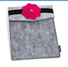 Cypres Felt Flier Flower iPad Case. New