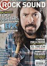 Rock Sounds 146    Foo Fighters   Funeral For A Friend   Within Temptation