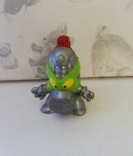 Superzings Series 3 Rivals Of Kaboom - Rare Silver 'Mad Roller'