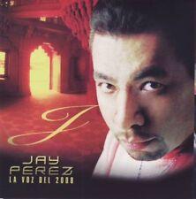 Jay Perez-La Voz Del 2008 (CD)