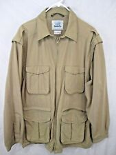 Beretta Sport Safari Style Skeet Target Shooting Bird Hunting Jacket Coat Travel