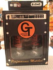 Valvole per amplificatore Groove Tubes made in USA fender marshall GT EL34R EL34