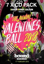 Shadow Demon Coalition – Valentines Ball - 2018  (SDCVB18)