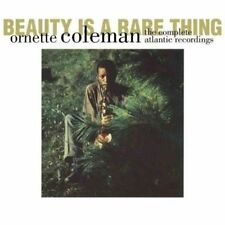 Ornette Coleman - Beauty Is a RARE Thing The Complete Atlantic R. 0081227956196