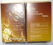 Oro Eau De Parfum Spray by Paulina Rubio x 1.0 Ounce /30 ml ~ Factory Sealed ~
