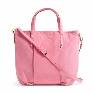 Vera Bradley Cute Preppy Poly Satchel Bag in Various Colors to choose