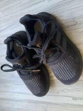 black adidas Kids Size 11