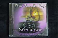 Vera Lynn - Those were the Days  CD New and Sealed (B11)