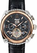 NEW Ingersoll 6907RBKIN Cimarron Automatic Rose Gold/Black   |  IN6907RBK