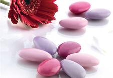 Confetti Buratti al Cioccolato Sfumati di Rosa - 1 Kg per BATTESIMO e NASCITA