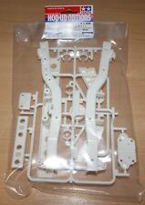 Tamiya 47406 WR-02CB F Parts (Frame) (White), WR-02/Comical Grasshopper/Hornet