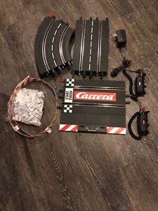 Carrera Slot Car Track & Controllers
