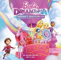 BARBIE - BARBIE DREAMTOPIA-ZAUBERHAFTE ABENTEUERREISEN   CD NEU