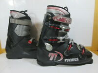 Mens Tecnica Entry XRT Ski Boots Downhill - Mondo 30.0  - Lot 1619