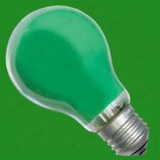Ampoules verts standard pour la maison E27