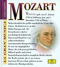 "CD & Buch ""Mozart : Requiem... La gran musica"" Karajan Lipp Dermota Fricsay Wien"