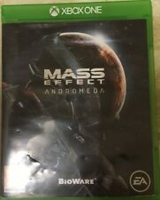 Mass Effect: Andromeda XBox game