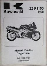 Manuel atelier KAWASAKI ZZR 1100 90