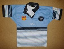 CLASSIC 8 / Childs TERRIGAL WAMBERAL JRLFC #1 CRL Jersey Pre Owned FREE POST!