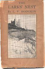 The Larks' Nest by L.V. Hodgkin - 1920