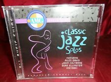 All Music Guide: Classic Jazz Solos by Various Artists (CD, Oct-2000, All...