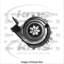 New Genuine VALEO Interior Heater Blower Motor 698805 Top Quality