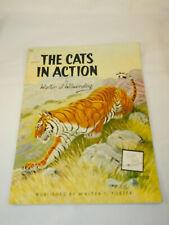 The Cats in Action Walter Foster Art Book Walter J. Wilderding