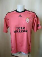 Galatasaray AS 2010/2011 Third Size L Adidas football shirt soccer jersey 3rd