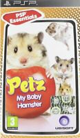 Petz My Baby Hamster Essentials sony Psp Ubisoft