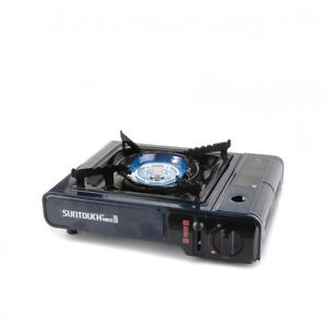 Suntouch Portable Gas Stove with Case ST-7000 Blue