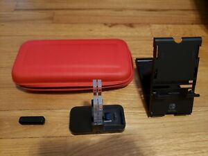 Nintendo Switch Accessories Bundle:Case, Joycon Charger, Bluetooth Adaptor,Stand