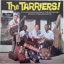 1962 FOLK/COUNTRY - THE TARRIERS - LIVE AT THE BITTER END LP - OZ TEST PRESS EX