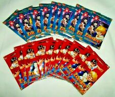 LOT 20 PACKS BANDAI ZATCH BELL BOOSTER SERIES 1 THE CARD BATTLE TRADING CARDS