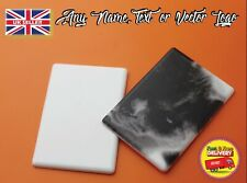 More details for fridge magnet plastic rectangle personalised with any photo name logo