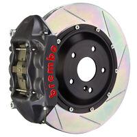 Brembo GT-S BBK for 04-07 GranSport | Rear 4pot Hard Anodized 2P2.8038AS