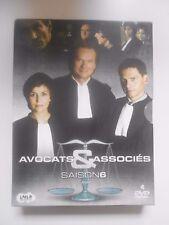 coffret dvd avocats & associés saison 6